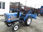 Увидеть изображение  Продается японский мини трактор ISEKI TU1500S 37147326 в Славянске-на-Кубани