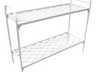 Новое фотографию Мебель для спальни Металлические кровати крупным и мелким оптом, кровати для бытовок 71829007 в Сочи