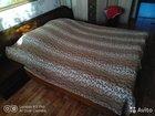 Кровать двухспальная 1.90 на 2.0 с двумя тумбами и