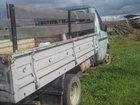 ГАЗ ГАЗель 3302 2.9МТ, 1996, пикап