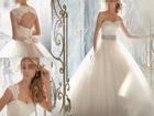 Просмотреть foto  Свадебные платья 38017365 в Стародубе