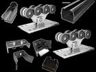 Скачать foto  Качественные комплекты консольной фурнитуры для ворот до 400 кг, 34121686 в Симферополь