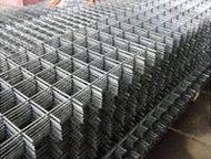 Сетка кладочная Толщина- 3мм, 4мм, 5мм; Ячейка 50*50мм, 100*100   Цена зависит о
