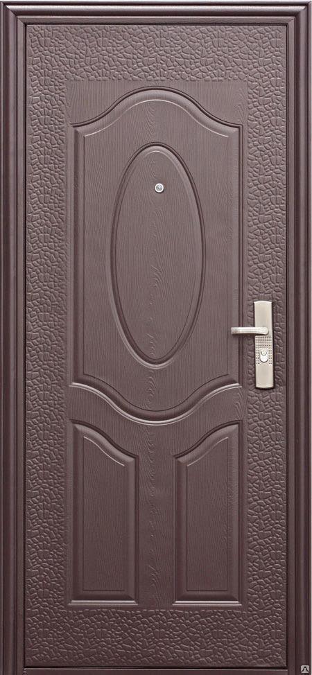 дверь стальная металлическая 40 мм