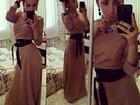 Смотреть изображение Женская одежда Длинное платье артикул - Артикул: Am7024-2 37637240 в Ставрополе