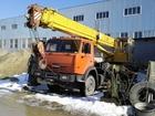 Скачать бесплатно foto Автокран Продается автокран Камаз в Ставрополе б/у 39145406 в Ставрополе