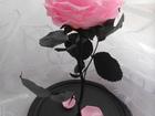 Просмотреть изображение  Роза в колбе - Розамелия - шикарная, сказочная композиция 68853388 в Стерлитамаке