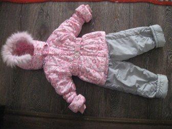Уникальное фото Детская одежда Зимний комбинизон для девочки 34247423 в Стерлитамаке