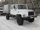 Изображение в Авто Грузовые автомобили Базовое шасси ГАЗ-33081 «САДКО»  Полноприводный в Сургуте 0