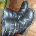 Зимняя обувь б/у