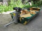 Просмотреть фотографию Мототехника Подвесные лодочные моторы болотоходы Аллигатор 35776493 в Сыктывкаре