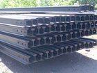 Изображение в Металлопрокат (прайсы и цены) Разное Из наличия г. Таганрог рельсы крановые длина в Таганроге 77200
