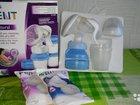 Молокоотсос ручной Philips avent серия Natural SCF