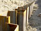 Просмотреть изображение Строительные материалы Шпунт Ларсена GU-14, GU16N, GU18N, GU22N, GU27N (новый Польша) 76285553 в Таганроге