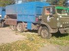 Скачать бесплатно фотографию Бортовой Продам КАМАЗ с прицепом 33205563 в Тамбове