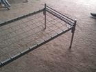 Изображение в Строительство и ремонт Ремонт, отделка Продаём металлические кровати эконом-класса! в Тамбове 0