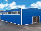 Скачать бесплатно foto  Строим склады, ангары, офисные здания, Гарантия, 60295893 в Тамбове