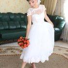 Продам свадебное (не венчанное) платье