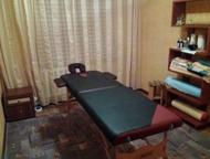 Массаж на дому Предлагаю массаж в оборудованной массажной комнате на массажном с