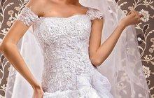Свадебное платье Ребекка (ТМ Darling)