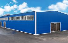 Строим склады, ангары, офисные здания