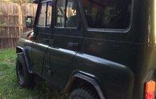 УАЗ Hunter 2.7МТ, 2010, внедорожник