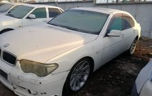 BMW 7 серия 3.6AT, 2002, 268000км