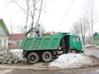 Скачать бесплатно изображение  вывоз любого вида мусора машинами газель и камаз 68185904 в Тамбове