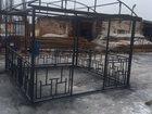 Скачать бесплатно фото Строительные материалы Беседка металлическая разборная 33233789 в Тейково
