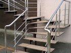 Фото в Строительство и ремонт Строительные материалы Изготовим и установим лестничные ограждения в Краснодаре 4000