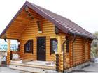 Изображение в   Строительство деревянных бань от проекта в Екатеринбурге 180000