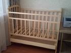 Скачать бесплатно foto  Детская кроватка 36977489 в Тюмени