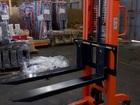 Уникальное фотографию Штабелер Продам штабелер ручной 500 кг 38663635 в Тюмени