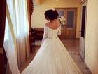 Скачать фото  Продам свадебное платье 39449234 в Тюмени
