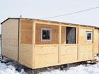 Свежее фото Строительство домов Дачные бытовки с утеплением 100 мм 43833150 в Тюмени