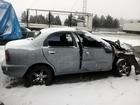 Скачать бесплатно фотографию Аварийные авто продам шевроле ланос 2008г после аварии (улетел с трассы, врезался в дерево) 46806850 в Тюмени