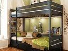 Кровать двухьярусная Kids-2