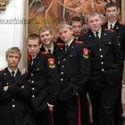 кадетская парадная форма для кадетов китель ткань из габардин