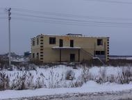 Продам дом Старотобольский тракт, д, Якуши Продам не достроенный дом в коттеджно