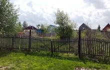 Продам участок для строительсвта дома в снт Тополек