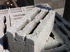 Просмотреть foto  Блок керамзитобетонный стеновой 188х190х390 32784646 в Тольятти