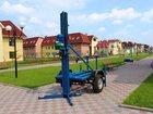 Смотреть фотографию Разное Буровая установка AKVABUR-B4 Прицеп КМЗ (колеса и ступицы УАЗ) 32813437 в Тольятти