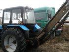 Скачать фото Трактор Продам грунторез ЭЦУ-150 34023648 в Тольятти
