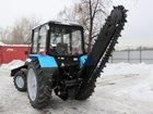 Фото в Авто Спецтехника Установка на базе трактора МТЗ.   Разработка в Тольятти 1700