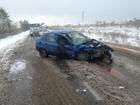 Изображение в   Продаётся калина в аварийном состоянии 2006г в Тольятти 55000