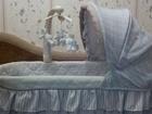 Просмотреть foto  кроваткп- люлька 37718946 в Тольятти