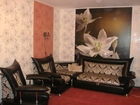 Изображение в   Набор мягкой мебели: угловой диван с креслом в Тольятти 35000