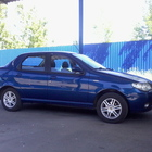 Аренда автомобиля Fiat Albea