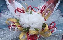 Прокат свадебных украшений для неповторимого кортежа