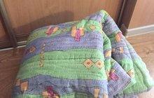 Одеяло ватное 2х спальное